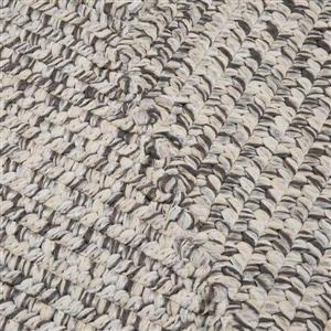 Colonial Mills Corsica 3-ft x 5-ft Silver Shimmer Area Rug