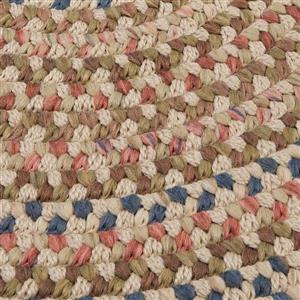 Colonial Mills Cedar Cove 6-ft Natural Round Area Rug