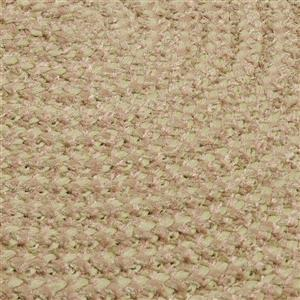 Colonial Mills Softex Check 4-ft x 6-ft Celery Check Area Rug