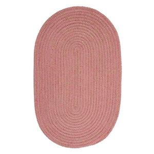 Colonial Mills Softex Check 8-ft Round Camerum Check Area Rug