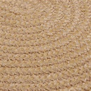 Colonial Mills Softex Check 2-ft x 10-ft Buff Check Area Rug Runner