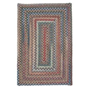 Colonial Mills Gloucester 4-ft x 4-ft Dusk Square Indoor Area Rug