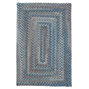 Colonial Mills Gloucester 7-ft x 9-ft Laguna Rectangular Indoor Area Rug