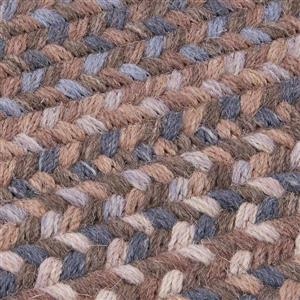 Colonial Mills Gloucester 4-ft Cashew Square Indoor Area Rug
