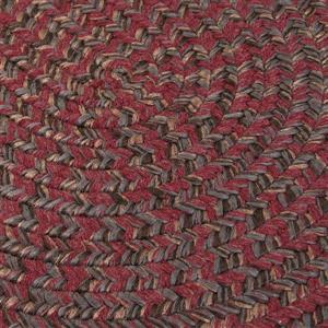 Colonial Mills Hayward 2-ft x 10-ft Rectangular Berry Indoor Area Rug