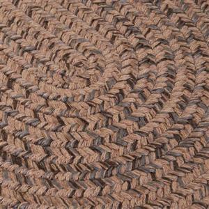 Colonial Mills Hayward 2-ft x 12-ft Rectangular Mocha Indoor Area Rug