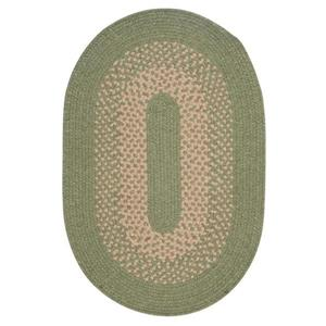 Colonial Mills Jackson 3-ft x 4-ft Round Palm Indoor Area Rug