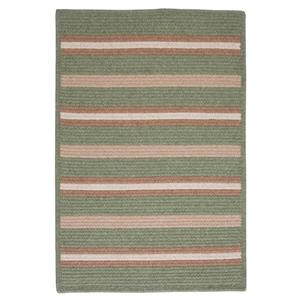 Colonial Mills Salisbury 4-ft x 4-ft Square Indoor Palm Area Rug