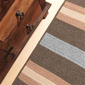 Colonial Mills Salisbury 4-ft x 4-ft Bark Square Area Rug