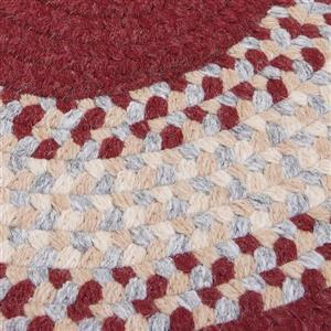 Colonial Mills North Ridge 8-ft Berry Round Area Rug