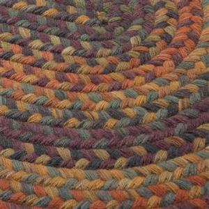 Colonial Mills Rustica Floral Burst Area Rug