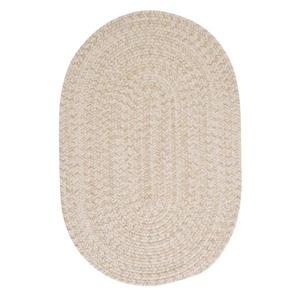 Colonial Mills Tremont 8-ft x 11-ft Natural Oval Area Rug