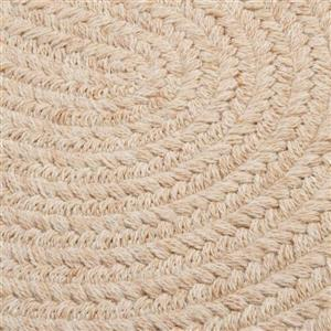 Colonial Mills Bristol 6-ft Round Natural Area Rug