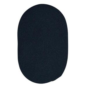 Colonial Mills Bristol 3-ft and 4-ft Round/Square Blue Moon Area Rug