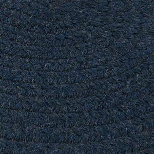 Colonial Mills Bristol 7-ft x 9-ft Blue Moon Area Rug