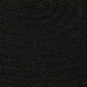 Colonial Mills Bristol 2-ft x 10-ft Rectangular Indoor Black Area Rug Runner