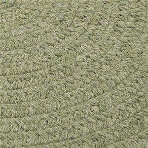 Colonial Mills Bristol 7-ft x 9-ft Palm Area Rug