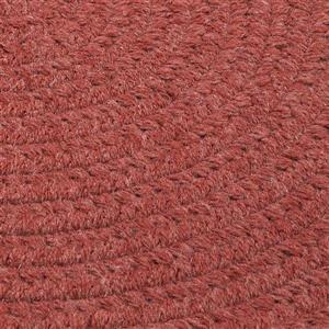 Colonial Mills Bristol 2-ft x 10-ft Rosewood Area Rug Runner