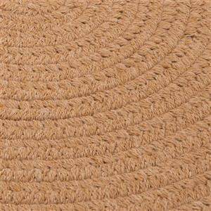 Colonial Mills Bristol 7-ft and 8-ft Evergold Round Area Rug