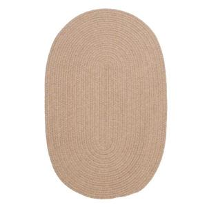 Colonial Mills Bristol 4-ft Round Oatmeal Area Rug