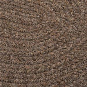 Colonial Mills Bristol 7-ft and 9-ft Round/Square Bark Area Rug