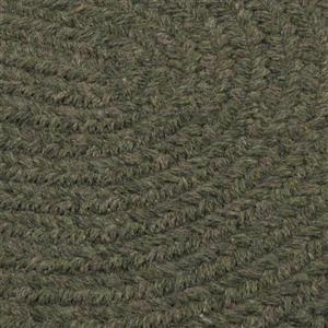 Colonial Mills Bristol 8-ft Round Olive Area Rug