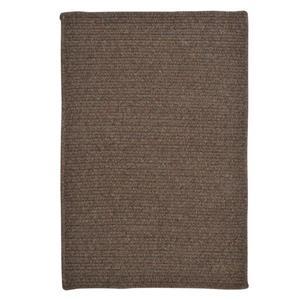 Colonial Mills Westminster 4-ft x 4-ft Square Indoor Bark Area Rug