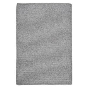Colonial Mills Westminster 8-ft x 8-ft Square Indoor Light Gray Area Rug