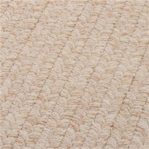 Colonial Mills Westminster 7-ft x 9-ft Natural Rectangular Indoor Handcrafted Area Rug