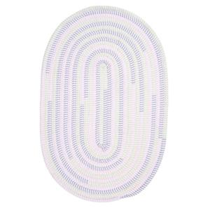 Colonial Mills Ticking Stripe 7-ft x 9-ft Oval Indoor Dreamland Area Rug