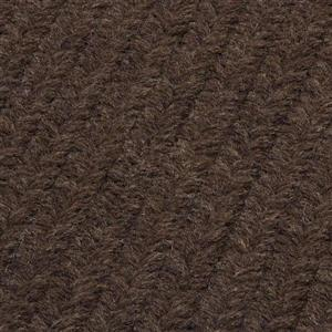Colonial Mills Courtyard 2-ft x 12-ft Cocoa Rectangle Runner Rug