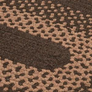 Colonial Mills Madison 2-ft x 10-ft Roasted Brown Runner