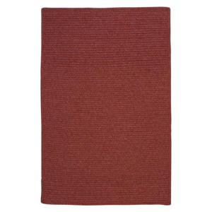 Colonial Mills Westminster 2-ft x 6-ft Rosewood Runner