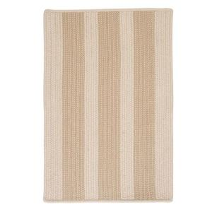 Colonial Mills Boat House 6-ft x 6-ft Off-White Area Rug