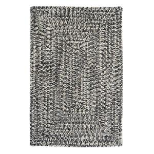 Colonial Mills Catalina 4-ft Blacktop Square Area Rug