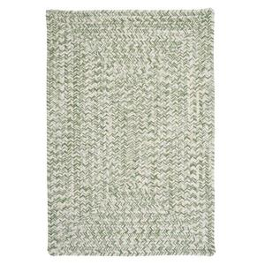 Colonial Mills Catalina 8-ft Greenery Square Area Rug