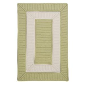Colonial Mills Rope Walk 6-ft x 6-ft Celery Area Rug