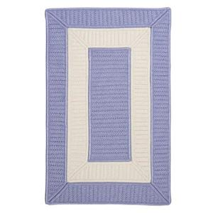 Colonial Mills Rope Walk 4-ft Amethyst Square Area Rug