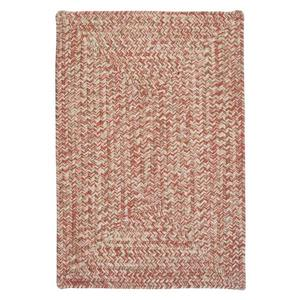 Colonial Mills Corsica 4-ft Porcelain Rose Square Area Rug