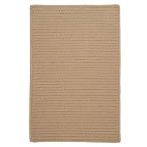Colonial Mills Simply Home Solid 8-ft x 8-ft Cuban Sand Area Rug