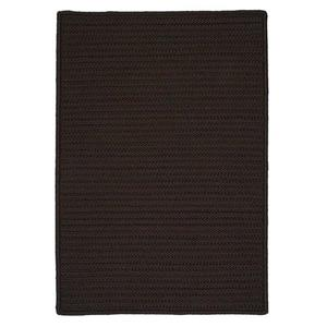 Colonial Mills Simply Home Solid 4-ft x 4-ft Mink Area Rug