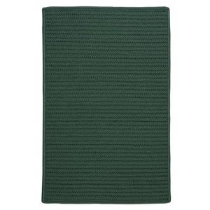 Colonial Mills Simply Home Solid 4-ft Myrtle Green Square Area Rug