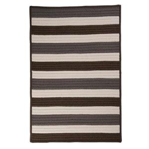 Colonial Mills Portico 7-ft x 9-ft Stone Area Rug