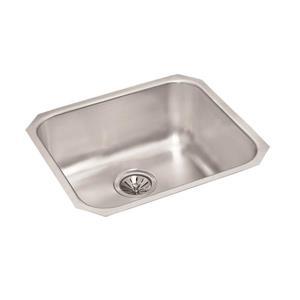 Wessan Stainless Steel Undermount Sink - 18-in x 20-in x 8-in