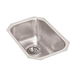 Wessan Stainless Steel Undermount Sink - 18-in x 12-in x 7-in