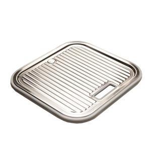 Wessan Stainless Steel Utility Tray - 37 cm x 40 cm x 13 cm