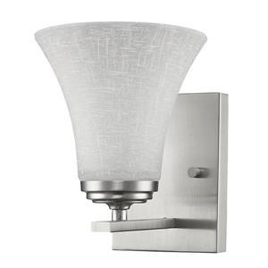 Union 1-Light Bathroom Sconce