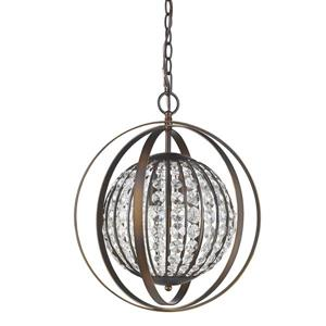 Olivia Large 1-Light Pendant