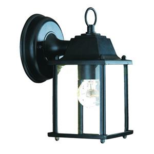 Builder's Choice 1-Light Downward Mounted Outdoor Wall Lantern