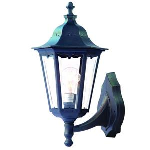 Acclaim Lighting Tidewater 17.5-in Large Matte Black Upward Outdoor Wall Lantern